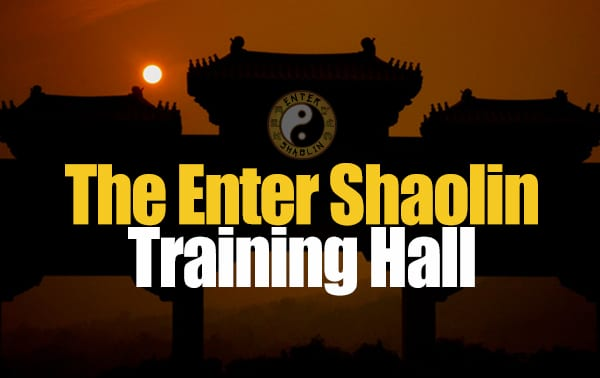 Enter Shaolin's main training hall.