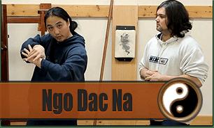 Enter Shaolin Beginner Lessons Ngo Dac Na
