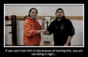 Wing Chun Jut Sao