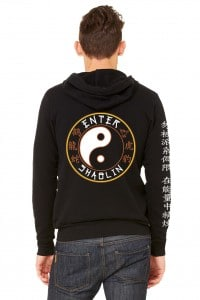 Enter Shaolin Full Zip Unisex Hoodie