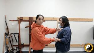 Sil Lum Tao Form