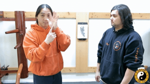 Kung Fu Lesson Online - Wrist Lock