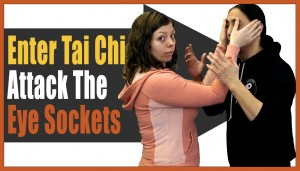 Women's Self Defense | Simple Self Defense Attacking The Eye Sockets