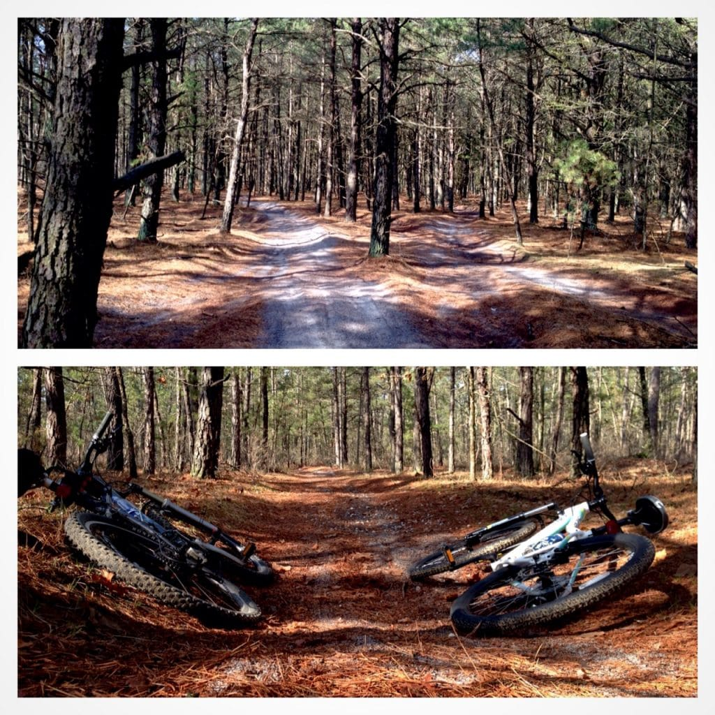 mountain biking south jersey