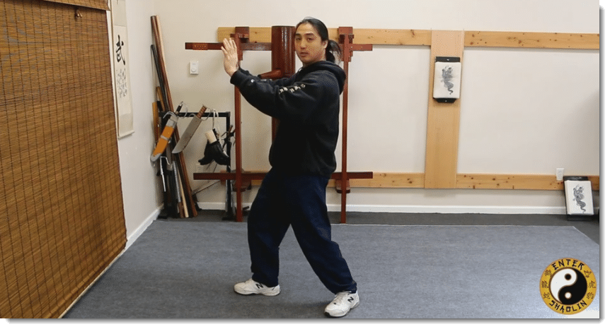qigong training (chi)