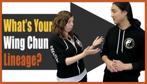 Enter Shaolin | Sifu's Corner | What's Your Wing Chun Lineage