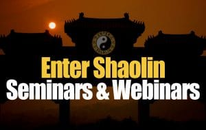 Enter Shaolin Seminars and Webinars
