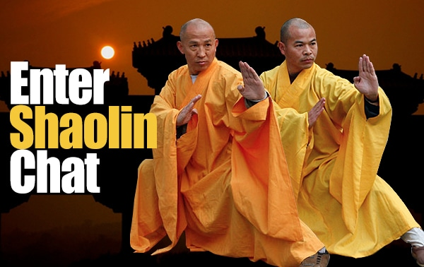 Join Enter Shaolin's Slack Community Chat