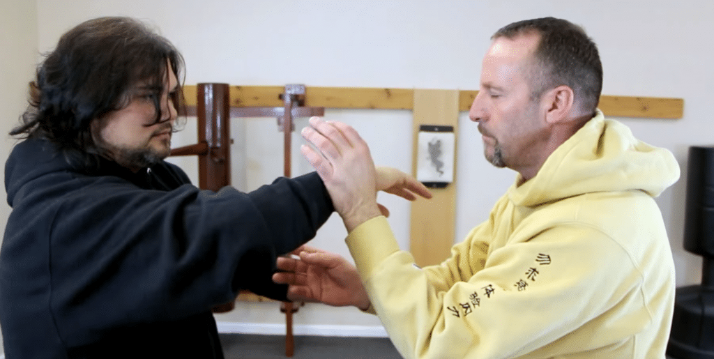 Wing Chun, Kung Fu Training