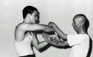Bruce Lee And Ip Man