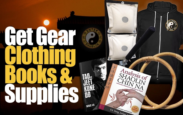 Get Enter Shaolin Clothing, Recommend Training Gear and Kung Fu Books