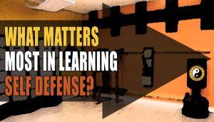 Kung Fu Training   Important Self Defense Tips   Mindset