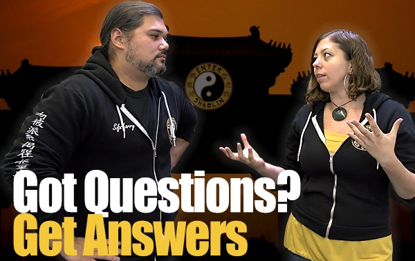 Got questions about Enter Shaolin? Get answers here!