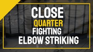 Close Quarter Combat Training