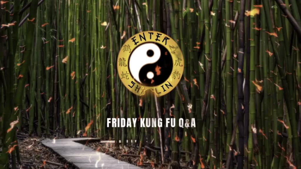 Kung Fu Webinar