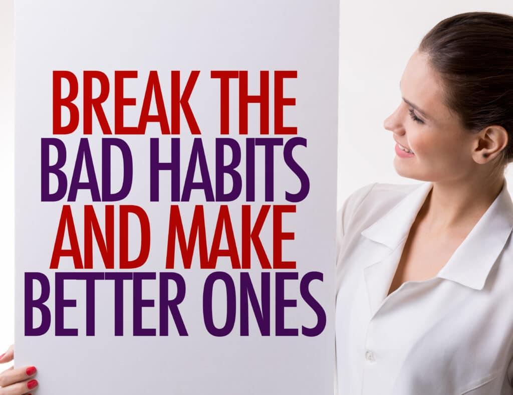 Get Rid Of Wing Chun Bad Habits